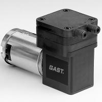 Sprężarka miniaturowa GAST z tworzywa