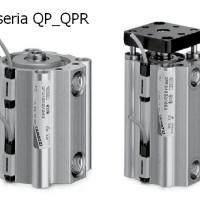Siłownik o małym skoku Camozzi - seria QP i QPR