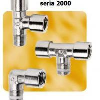 Złączki gwintowane Camozzi - Seria 2000