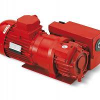 Pompa elektryczna uszczelniana olejem Vuototecnica MV 20 ÷ 300R i MV 20A ÷ 300RA