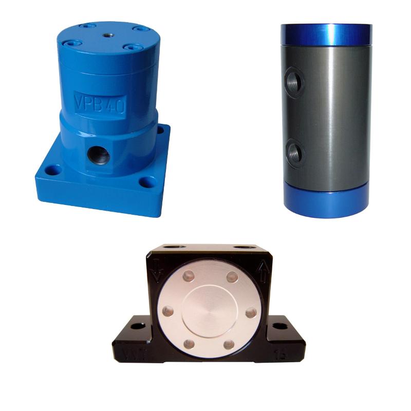 VVT – wibratory turbinowe