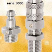 Szybkozłącza Camozzi - Seria 5000