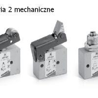 Zawory mechaniczne Camozzi - Seria 2