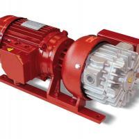 Pompa elektryczna sucha Vuototecnica VTS 20/F i 25/F