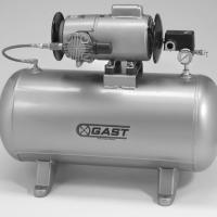 Sprężarka tłokowa GAST